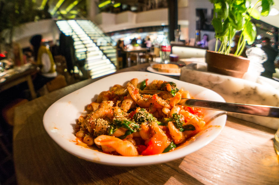 Vapiano, New York