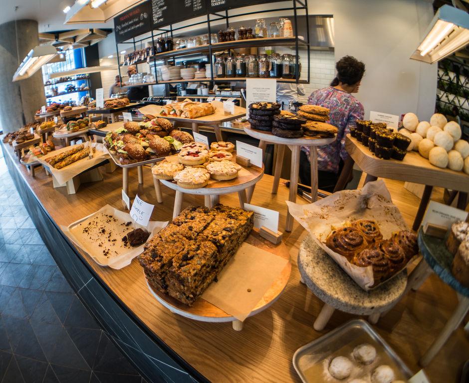 Gail's Artisan Bakery, Bankside